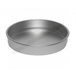 "8"" x 1½"" Sandwich Pan Fixed Base"