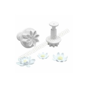 Daisy Marguerite Plunger Cutter - Set of 4