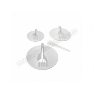 Honeysuckle Cutters - Set Of 3