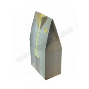 Morning Suit Favour Boxes - 10pk