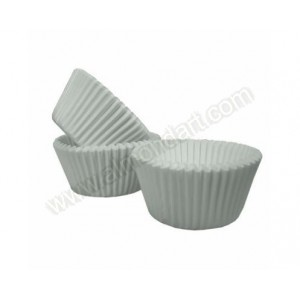 Plain/Buff Cupcake/Bun Cases - 100pk