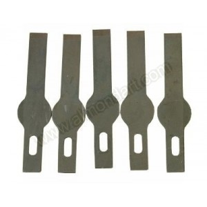 Spare Blades For Craft Knife - Ribbon Insertion