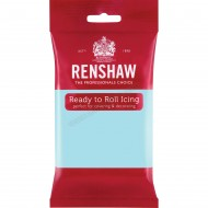 Renshaw Duck Egg Blue Ready To Roll Icing - 250g