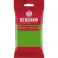 Renshaw Lincoln Green Ready To Roll Icing - 250g