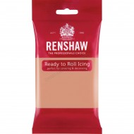 Renshaw Skin Tone Ready To Roll Icing - 250g
