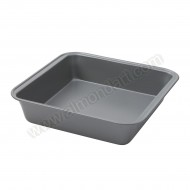 Square Non Stick Cake/Brownie Pan - 230mm