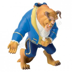 The Beast - Cake Topper