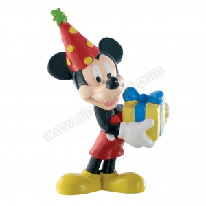 Mickey Mouse Celebration - Cake Topper