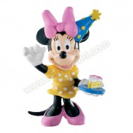Minnie Mouse Celebration - Cake Topper