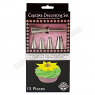 Cupcake Decorating Piping Set