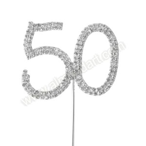'50' Diamante Pick