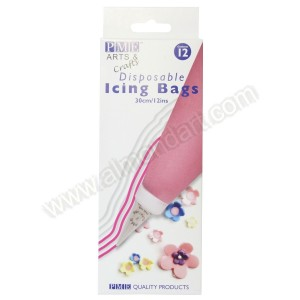 12 Disposable Icing Bags
