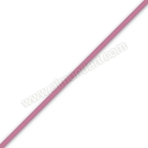 3mm - Lilac Pink - 1m