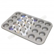 Non Stick 24 Cup Mini Muffin Pan