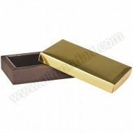 Brown/Gold Sweet - Chocolate Box