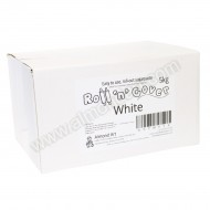 White Roll 'n' Cover Sugarpaste - 5kg
