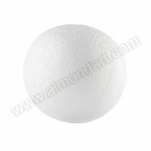 "6"" Diameter Sphere Cake Dummy"