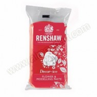 Renshaw Carnation Red Flower & Modelling Paste - 250g