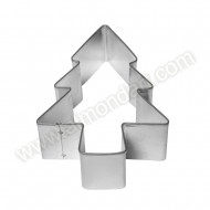 Christmas Tree Cookie Cutter - 85mm