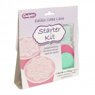 Edible Cupcake Lace Starter Kit