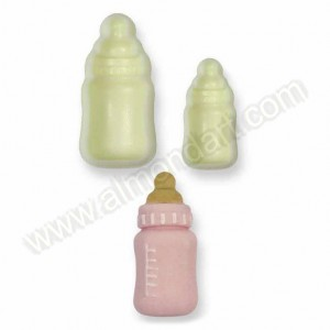 Jem Easy Pops Mould - Baby Bottles - Set of 2