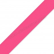 25mm Fuchsia Double Sided Satin Ribbon - 1m