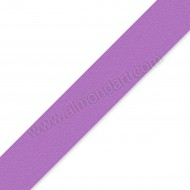 25mm Purple Double Sided Satin Ribbon - 1m