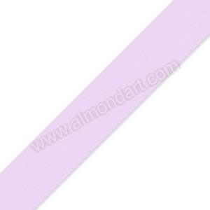 25mm Lilac Double Sided Satin Ribbon - 1m