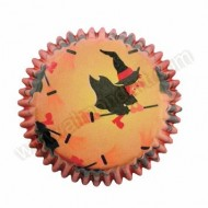 Wicked Witches Cupcake Cases - 60pk