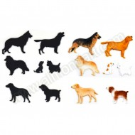 Dog Silhouette Cutter Set - No. 1