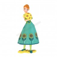 Anna from Frozen Fever - Cake Topper