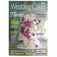Wedding Cakes & Sugar Flowers - Issue 26