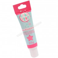 Cake Star Pink Writing Icing - 25g Tube