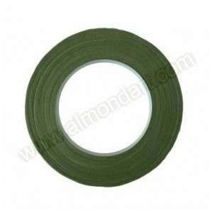 "6mm - Moss Green Floral Tape (¼"" x 30yrd)"