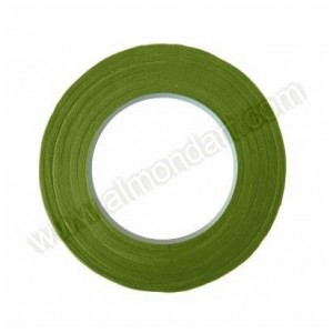 "6mm - Nile Green Floral Tape (¼"" x 30yrd)"