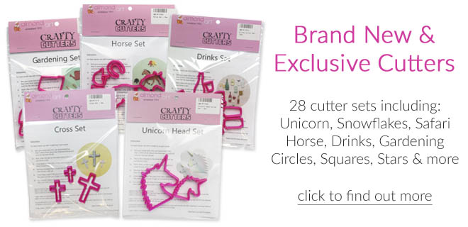 28 New and Exclusive Crafty Cutters