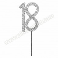 '18' Diamante Pick