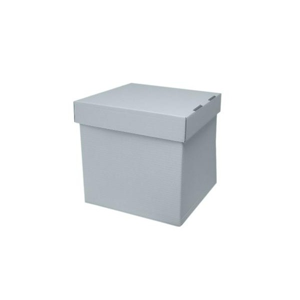 "14"" Stack 'n' Pack Cube Cake Box"