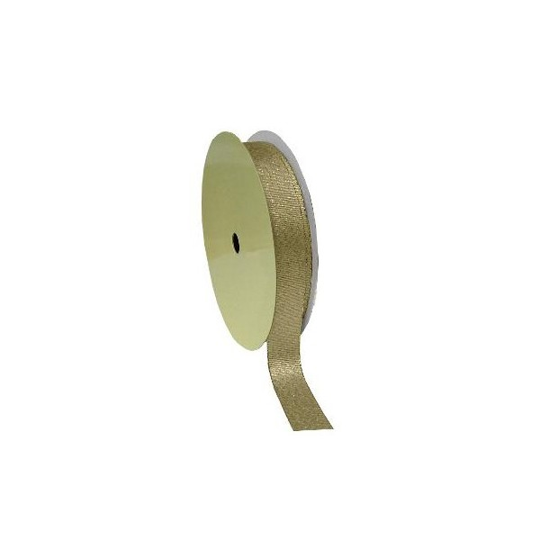Gold Grace Ribbon - 15mm - 20m Roll