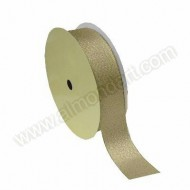 Gold Grace Ribbon - 25mm - 20m Roll