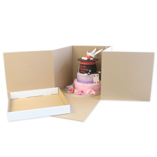 Cake Packaging & Storage