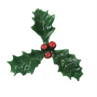 Medium Holly - 38mm