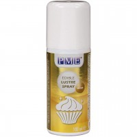 PME Gold Edible Spray Lustre - 100ml