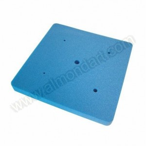 Blue Mexican Foam Flower Pad