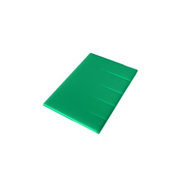 Green - Grooved Board 200mm with Holes & Mat