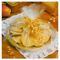 Cellophane Basket/Plate Bags - Pk/6