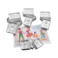 People Mould Set (Family of 4)