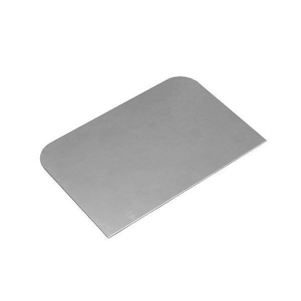 Stainless Steel Plain Edge Side Scraper