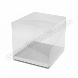 80mm x 80mm x 90mm - Pack of 10 Acetate Boxes