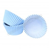 Baby Blue Cupcake Cases - 36pk